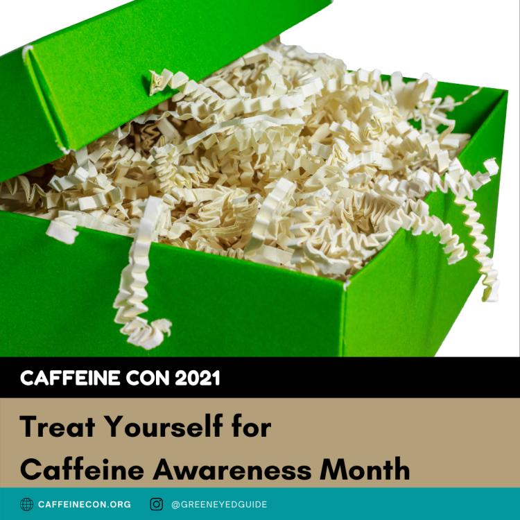 caffeine con 2021 box